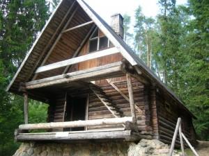 järveäärne saun 1